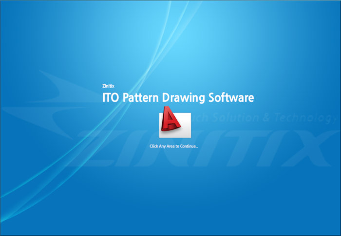 Auto Pattern Software 개발 - ITO Auto Pattern Software Development
