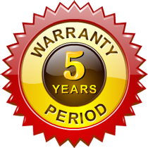 Devzone SW Warranty average 5 Years