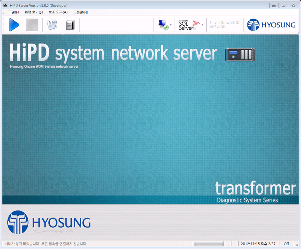 Hyosung PD System (Port PD)